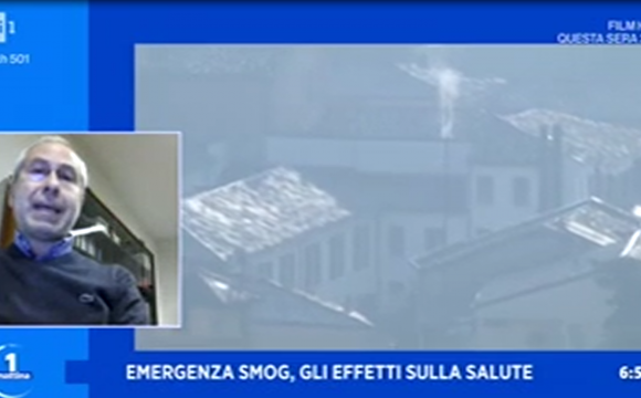 Smog emergency in the north; health effects. Interview with: Fabio Cibella, pulmonologist IRIB CNR