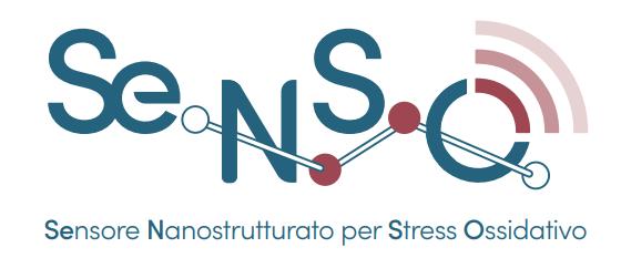 SE.N.SO : SEnsore Nanstrutturato per Stress Ossidativo