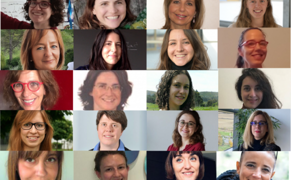 BOWomen, gender balance and the scientific community.