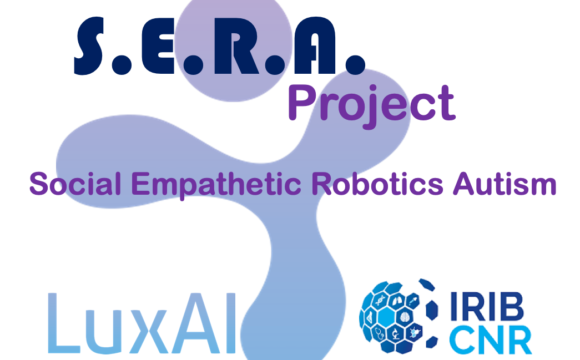 SERA – Robotica sociale empatica per l'autismo